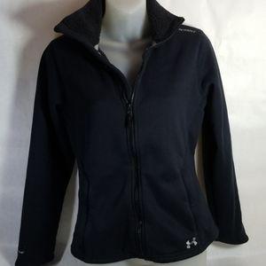 Under Armour fleece full zip jacket